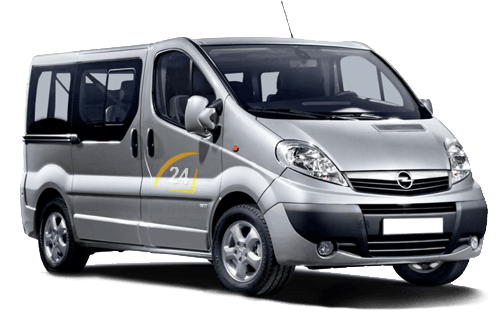 airport taxi transfer split 24 vivaro